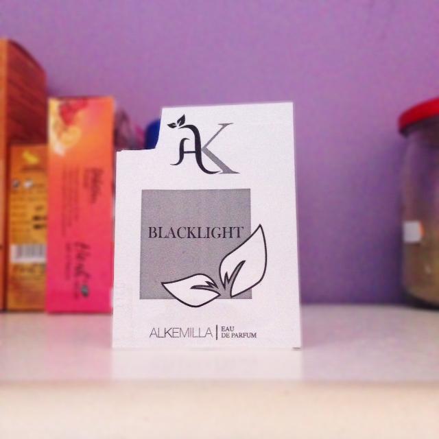 Parfum Alkemilla BlackLight