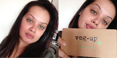 face of the day veg-up