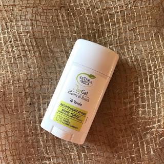 Review: Deodoranti Natura Amica verdebio