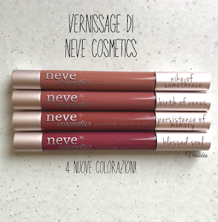 Neve Cosmetics Private Collection - Vernissage verdebio