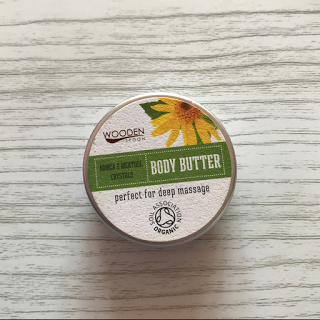 Review: Wooden Spoon Body Butter - Gaia Cosmetici verdebio