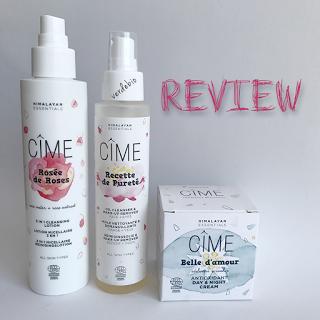 Review: Cîme SkinCare Ginko Organics Verdebio