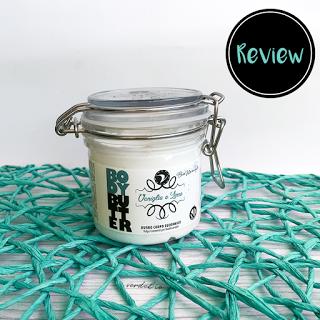 Review: Burro Corpo Vaniglia e Lime di Biomeraviglie | Volga