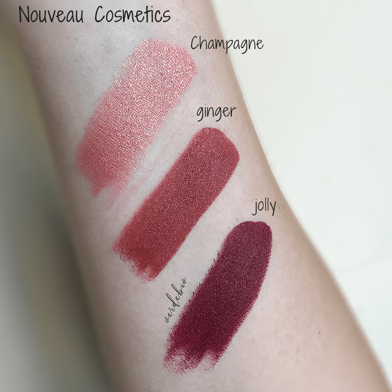 Nouveau Cosmetics Christmas Limit Edition | Rossetti