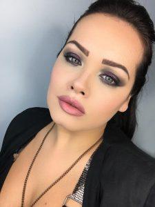 Makeup di Capodanno verdebio