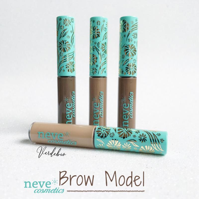 verdebio | Brow Model | Neve Cosmetics