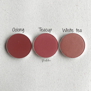 Neve Cosmetics Tea Time Collection | Swatches + Applicazione