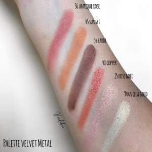 Piteraq Top | Swatches Illuminanti Glowworm e Ombretti