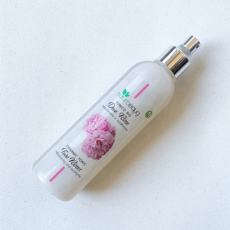naturaequa review linea due rose  Tonico Viso
