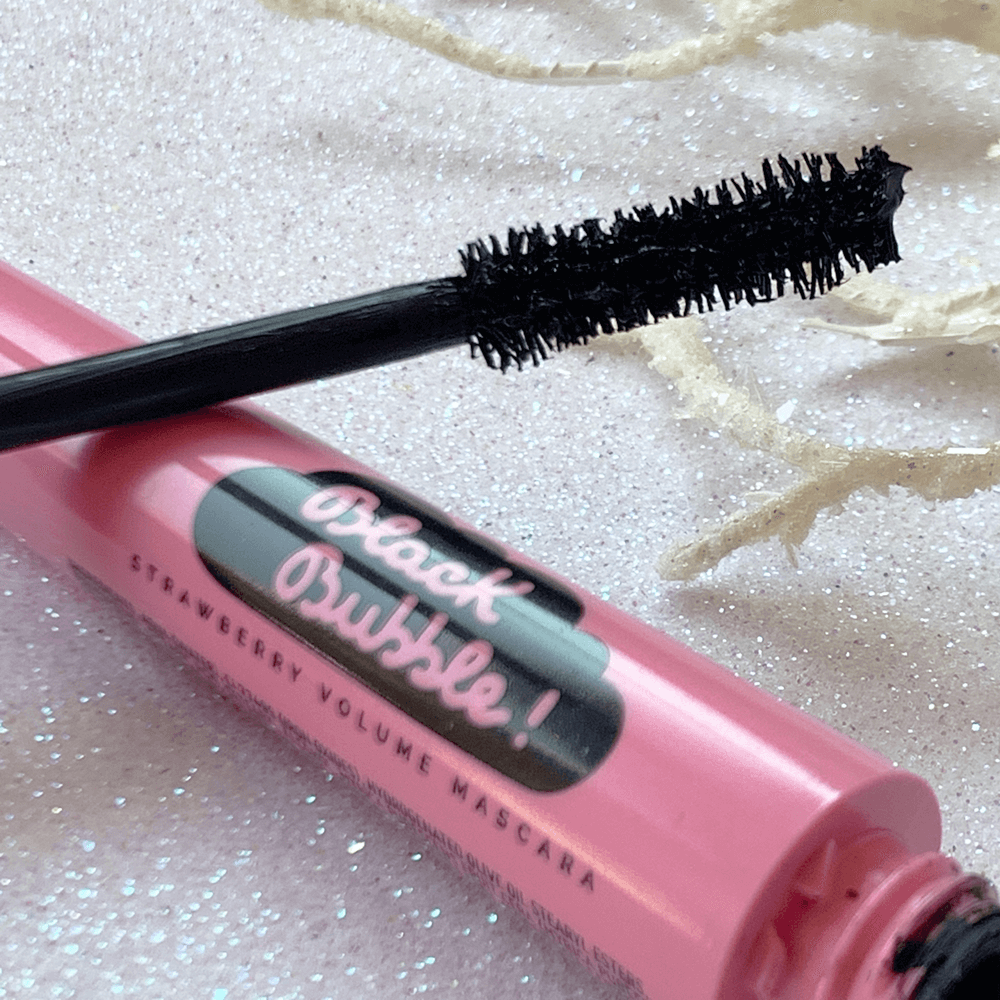 Review | Mascara Black Bubble Neve Cosmetics