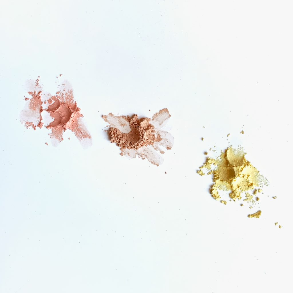 Review  Gyada Cosmetics Shampoo Secco