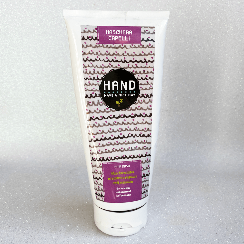Review | Hand Cosmetics Maschera Detox Shampoo AntiFrizz