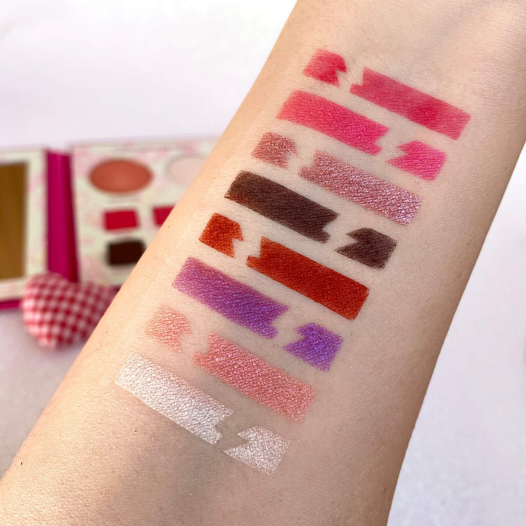 HARAJUKU MEMOIR Palette Neve Cosmetics
