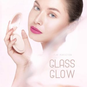 Flat Perfection Glass Glow | Neve Cosmetics