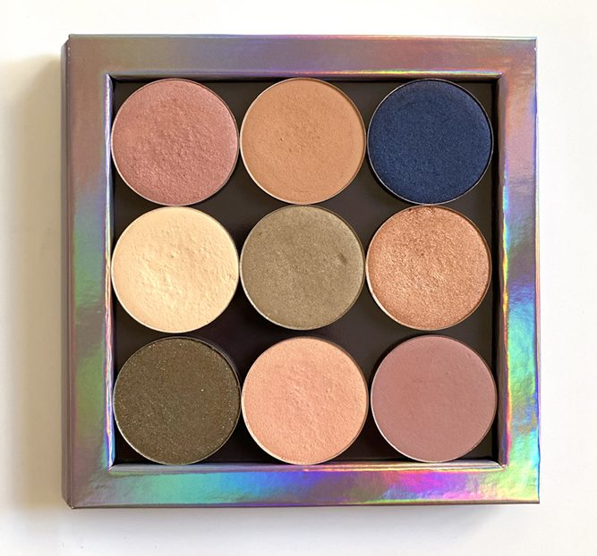 Neve Cosmetics Holographic Palette