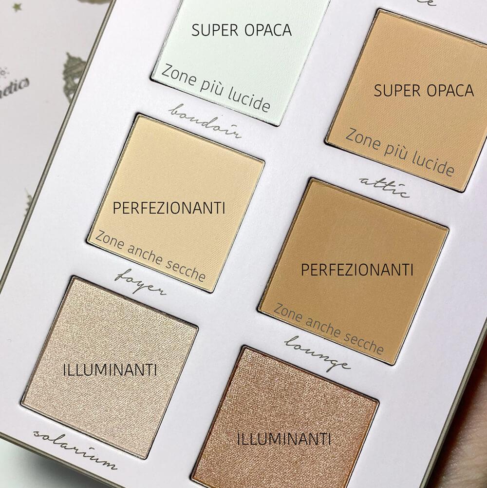 Powder Palace Palette Neve Cosmetics
